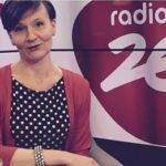 Marta Pawłowska w Studio Radio ZET